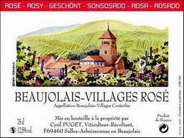 Beaujolais-Villages Rose